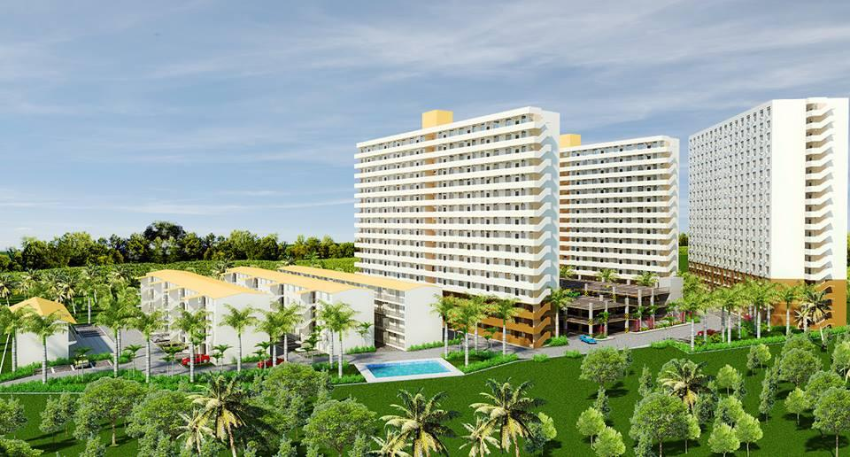 Condominium For Sale in Barangays Marigondon, Lapu-lapu, Cebu, Central Visayas, Marigondon, Cebu