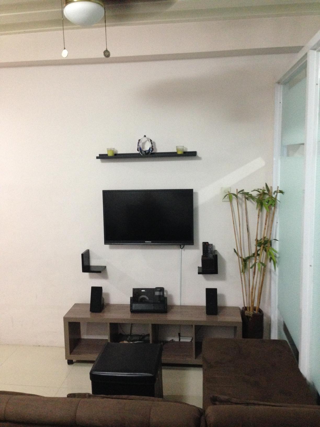 Condominium For Rent in Kassel Residences, E. Rodriguez Ave., Moonwalk, Metro Manila