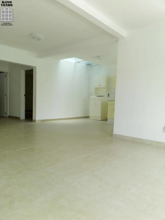 Departamento en Renta en Avenida Toluca, Colonia Olivar De Los Padres, Álvaro Obregón