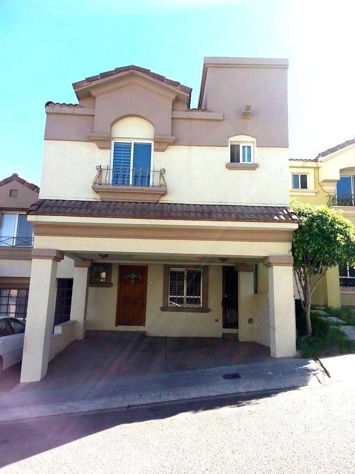 Renta casa en condominio en la sierra tijuana 465028 for Casas en renta tijuana