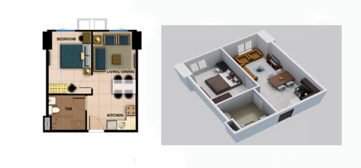 Condominium For Sale in 34th St, Bonifacio Global City, Metro Manila