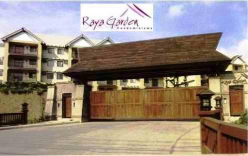 Condominium For Sale in Raya Garden Condominium Jakarta Building, Barangay Merville, West Service Road Paranaque, Merville, Metro Manila