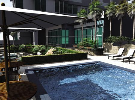 Condominium For Sale in 31st St., Bonifacio Global City, Metro Manila