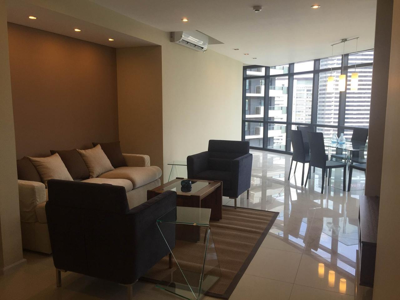 Condominium For Rent in Mckinley Parkway Bonifacio Global City, Bonifacio Global City, Metro Manila