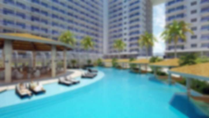 Condominium For Rent in Sunrise Drive Corner Edsa, Bay City, Metro Manila