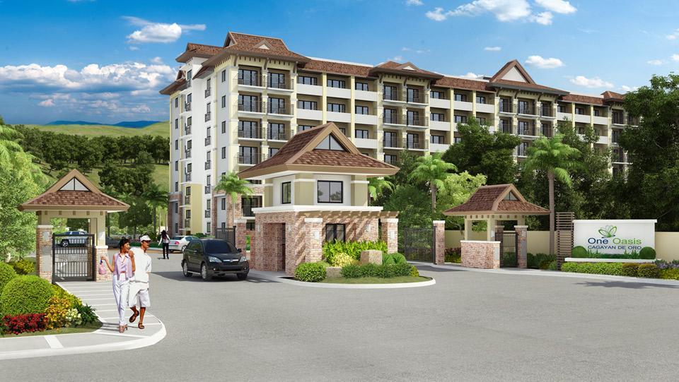 Condominium For Rent in Rosario Limketkai Avenue, Brgy. Camaman-an, Cagayan De Oro City,, Lapasan, Misamis Oriental