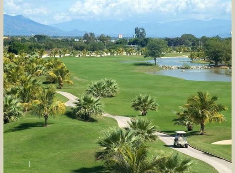 Departamento en Renta en Paseo De Las Mariposas Conominio Ibiza Depto. 103, Campo De Golf , Nuevo Vallarta, Nayarit