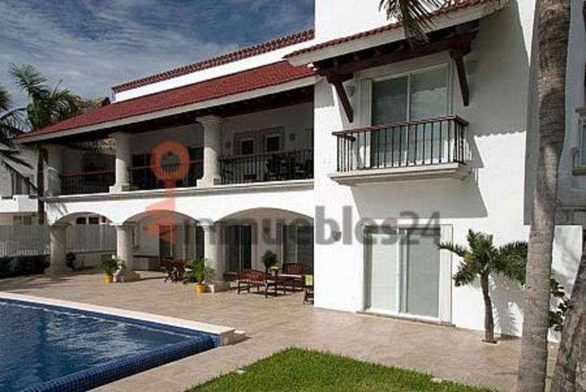 145 casas en renta en canc n quintana roo for Renta casa minimalista cancun