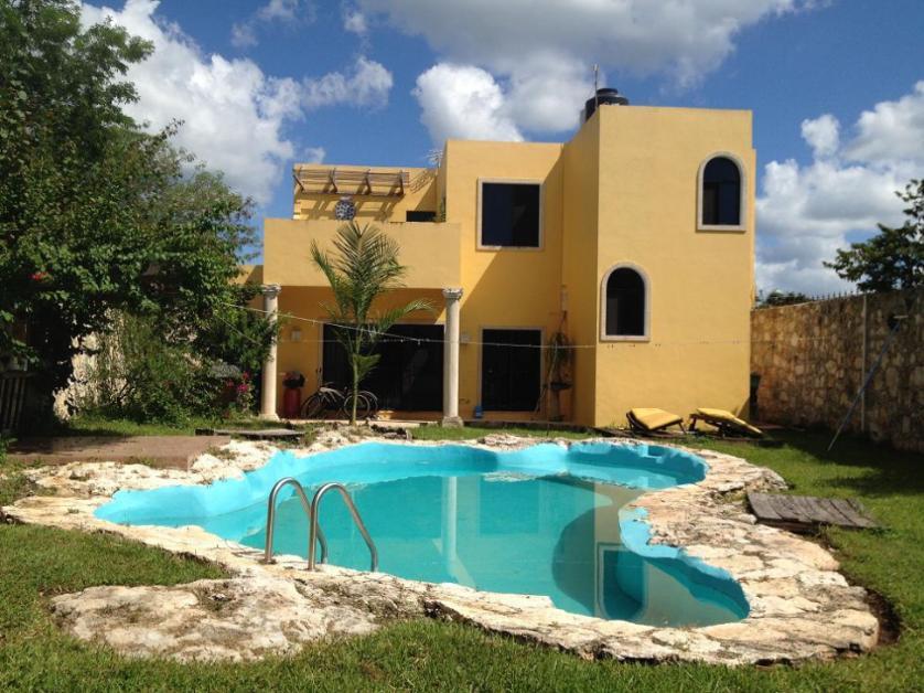 Renta casa en izamal yucat n pam 88 - Casas tipo colonial ...