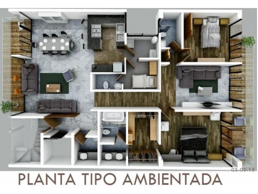 Departamento en Venta en Colonia Polanco Chapultepec, Miguel Hidalgo